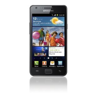 Samsung Galaxy S II i9100 GSM Android Smartphone (Factory Unlocked)