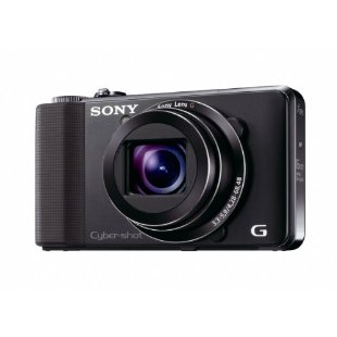 Sony Cyber-shot DSC-HX9V 16.2MP Exmor R CMOS Digital Camera with 16x Zoom, 3D Sweep Panorama, Full HD Video