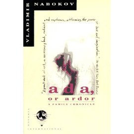 Ada, or Ardor : A Family Chronicle (Vintage International)