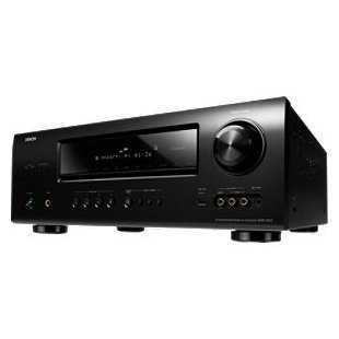 Denon AVR-1912 7.1 Channel 3D-Ready Network A/V Receiver