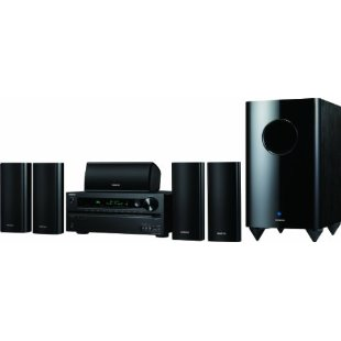 Onkyo HT-S7400 5.1-Channel Network Home Theater System with iPod/iPhone Dock