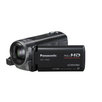 Panasonic HDC-TM90 Full HD 3D Compatible Camcorder with 16GB Internal Flash Memory (HDC-TM90K)