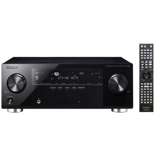 Pioneer VSX-1021-K 7.1 Home Theater AirPlay-Ready Receiver (VSX-1021)