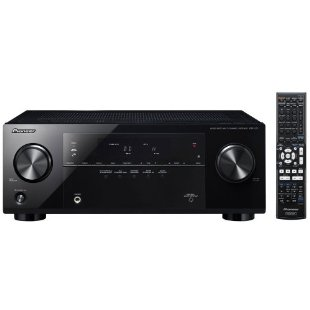 Pioneer VSX-521-K 5.1 Channel 3D Home Theater Receiver (VSX-521)