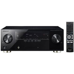 Pioneer VSX-821-K 5.1 Channel 3D Home Theater Receiver (VSX-821)