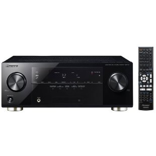 Pioneer VSX-921-K 7.1 Channel 3D Home Theater Receiver