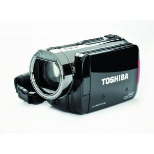Toshiba Camileo X100 Full HD Camcorder