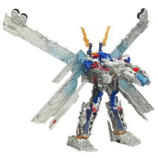 Transformers Dark of the Moon - Ultimate Optimus Prime