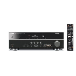 Yamaha RX-V367BL 5.1 Channel AV Receiver (RX-V367)