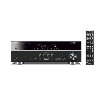 Yamaha RX-V371 5.1-Channel 3D AV Receiver (RX-V371BL)