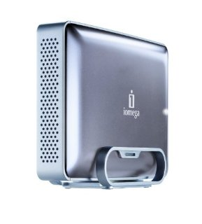 Iomega eGo 1TB Desktop External Hard Drive (Mac Edition, 34794)