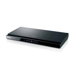 Samsung BD-D5500 3D Blu-ray Player