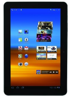 Samsung Galaxy Tab Android 3.1 Honeycomb Tablet (10.1, 32GB, Wi-Fi, #GT-P7510MAVXAB)