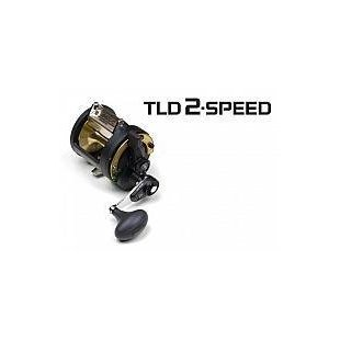 Shimano  TLD20IIA TLD 2-Speed Conventional Reel, 30 Pounds/450 Yards (TLD 20A)