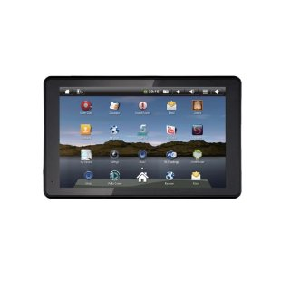 Sylvania SYNET7LP 7 Mini Android 2.1 Tablet