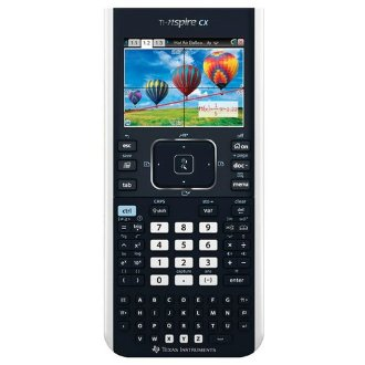 Texas Instruments Ti-Nspire CX Graphing Calculator (N3/CLM/1L1)
