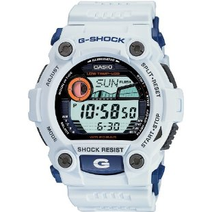 Casio G-Shock G7900A-7 G-Rescue Watch (White)