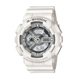 Casio G-Shock GA110C-7A White Ana-Digi Watch