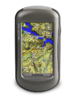 Garmin Oregon 450T GPS with US Topo 100K Maps