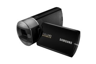 Samsung HMX-Q10 FullHD Camcorder with 10x Zoom