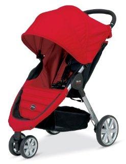 Britax B-Agile Stroller (Red)