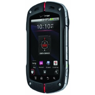 Casio G'zOne Commando Rugged Android 2.2 Phone (Verizon Wireless)