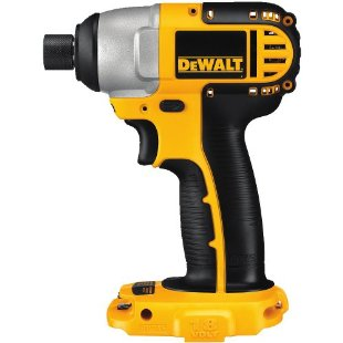 DeWalt DC825 Bare Tool 1/4 18V Cordless Impact Driver (Tool Only, No Battery, DC825B)