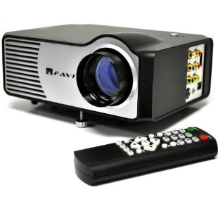 FAVI RioHD-LED-2 Mini Projector