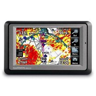 Garmin aera 550 Touchscreen Aviation GPS (Americas)