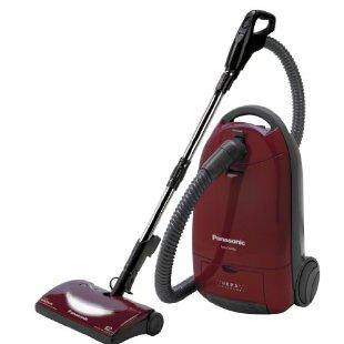 Panasonic MC-CG902 HEPA Canister Vacuum