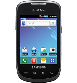 Samsung Dart Android 2.3 Phone (T-Mobile)