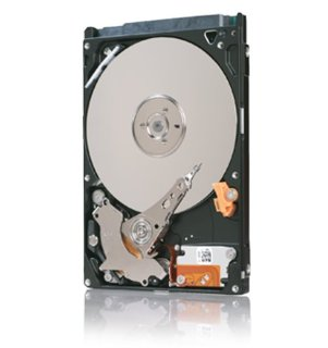 Seagate Momentus XT 500GB 7200RPM SATA 3Gb/s 32 MB Cache 2.5 Solid State Hybrid Drive (ST95005620AS)
