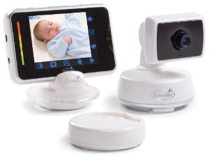 Summer Infant BabyTouch Color Video Monitor