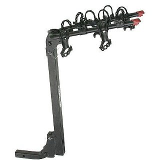 Yakima KingPin 4 Bike Rack (fits 1 1/4 and 2 Hitches)