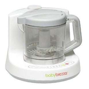 Baby Brezza One-Step Baby Food Maker