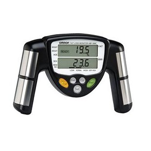 Omron HBF-306C (HBF306-CN) Hand Held Body Fat Analyzer