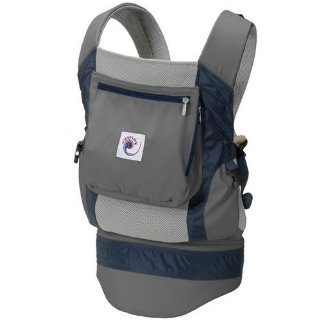 ERGO Baby Performance Carrier (Grey)