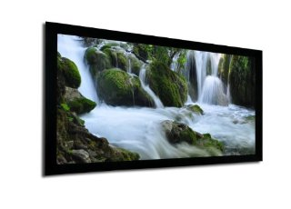 "FAVI FF2-HD-120 Fixed Frame Projection Screen (120"", 16:9 Format)"