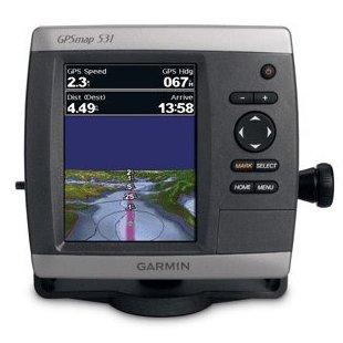 Garmin GPSmap 531 Marine GPS Chartplotter (010-00761-00)