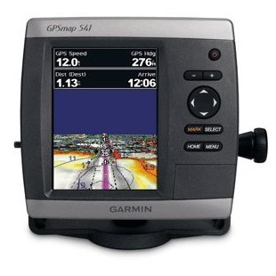Garmin GPSmap 541 Marine GPS and Chartplotter (010-00762-00)