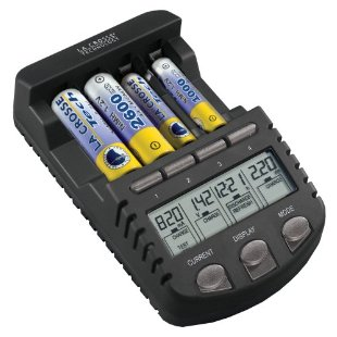 La Crosse Technology BC-1000 Alpha Power Battery Charger
