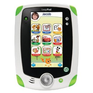 LeapFrog LeapPad Explorer Learning Tablet (Green)