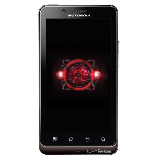 Motorola Droid Bionic 4G Android 2.3 Phone (Verizon Wireless)