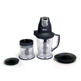 Ninja Master Prep Professional QB1004 Blender, Chopper and Ice Crusher