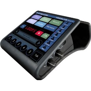 TC-Helicon VoiceLive Touch Vocal Effects Processor