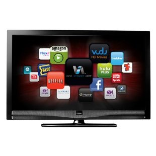 Vizio M421VT 42 120Hz Edge Lit Razor LED LCD HDTV with Vizio Internet Apps