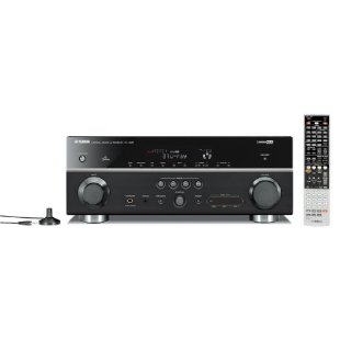 Yamaha RX-V867BL 7.2-Channel Home Theater Receiver (Black)
