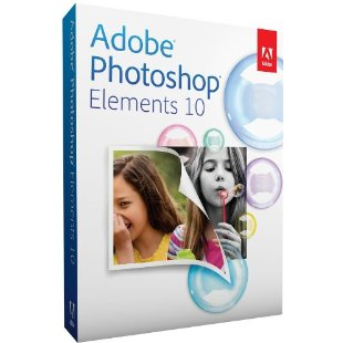 Adobe Photoshop Elements 10 (for Windows and Mac)
