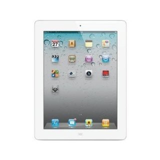 Apple iPad 2 Tablet (32GB, Wi-Fi, White, MC980LL/A)