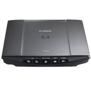 Canon CanoScan LiDE210 Ultra Compact Color Image Scanner (4508B002)